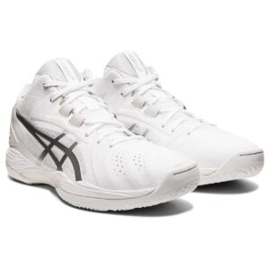 アシックス ゲルフープ V13 ワイド ~asics GELHOOP V13 WIDE~ (WHITE/PURE SILVER) 1063A033-100