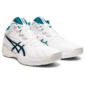 アシックス ゲルフープ V13 レギュラー ~asics GELHOOP V13 REGULAR ~ (WHITE/VELVET PINE) 1063A035-101