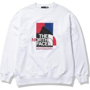 ザ・ノース・フェイス [THE NORTH FACE] カラコラムレンジクルー(ユニセックス) [Karakoram Range Crew] ホワイト(W) NT12132-W