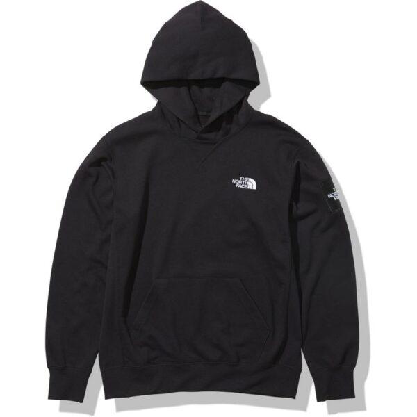 ザ・ノース・フェイス [THE NORTH FACE] スクエアロゴフーディー(メンズ) [Square Logo Hoodie] ブラック(K) NT12141-K